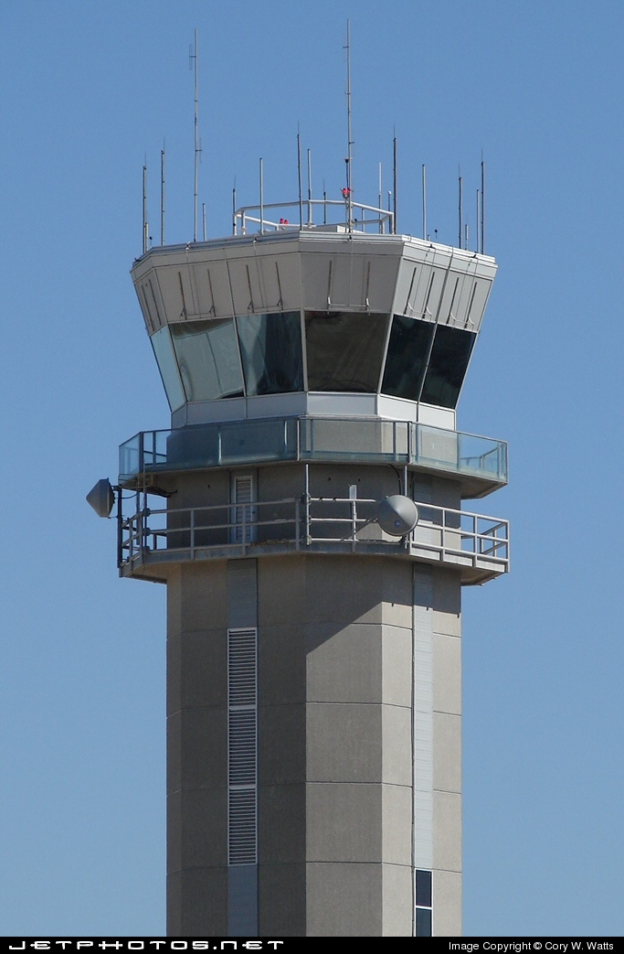 KDAL - Airport - Control Tower