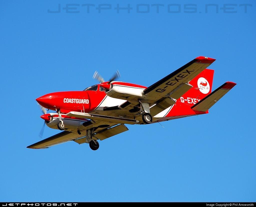 G-EXEX - Cessna 404 Titan - Air Atlantique