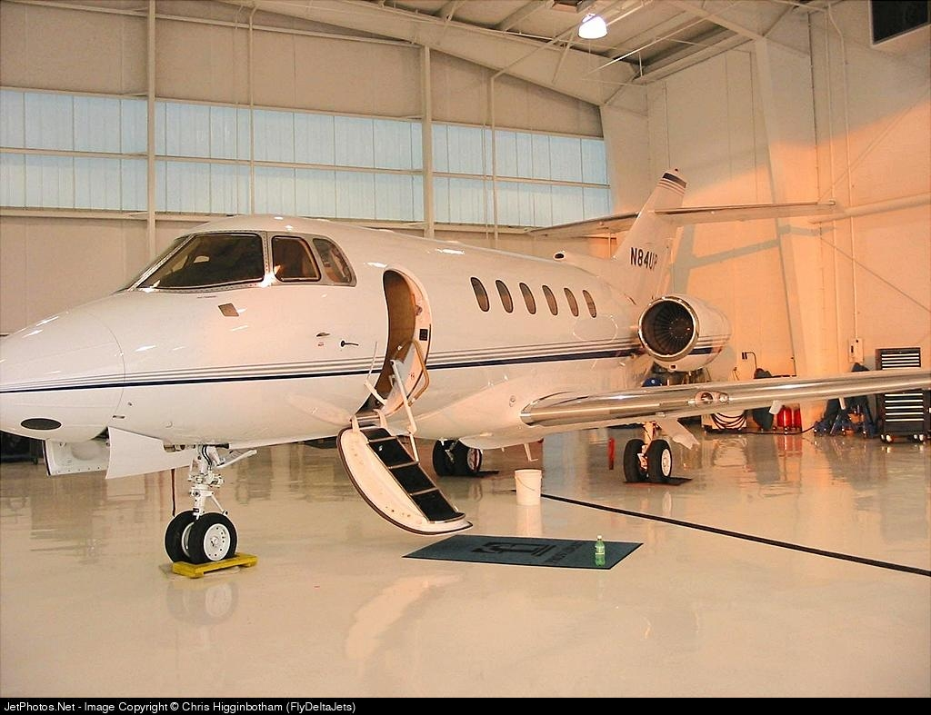 N84UP - Raytheon Hawker 800XP - Private