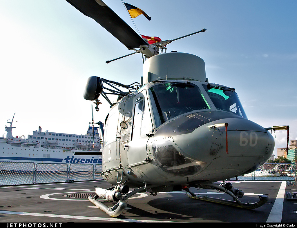 MM81177 - Agusta-Bell AB-212ASW - Italy - Navy