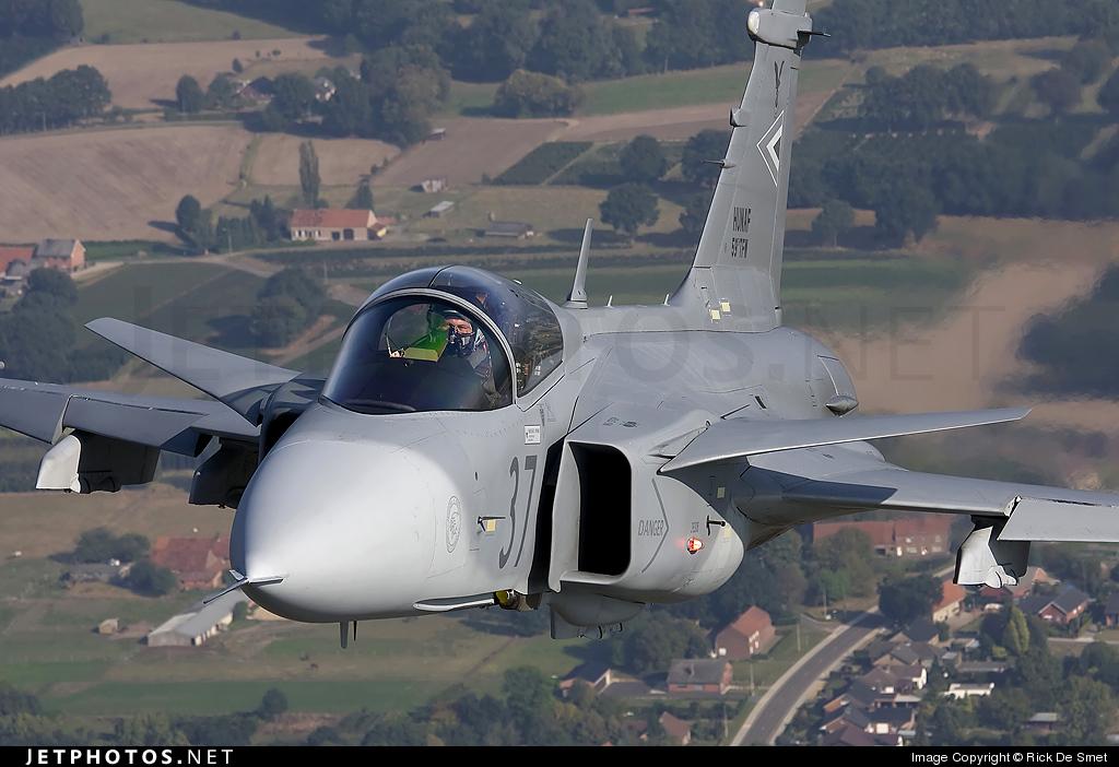 37 - Saab JAS-39C Gripen - Hungary - Air Force