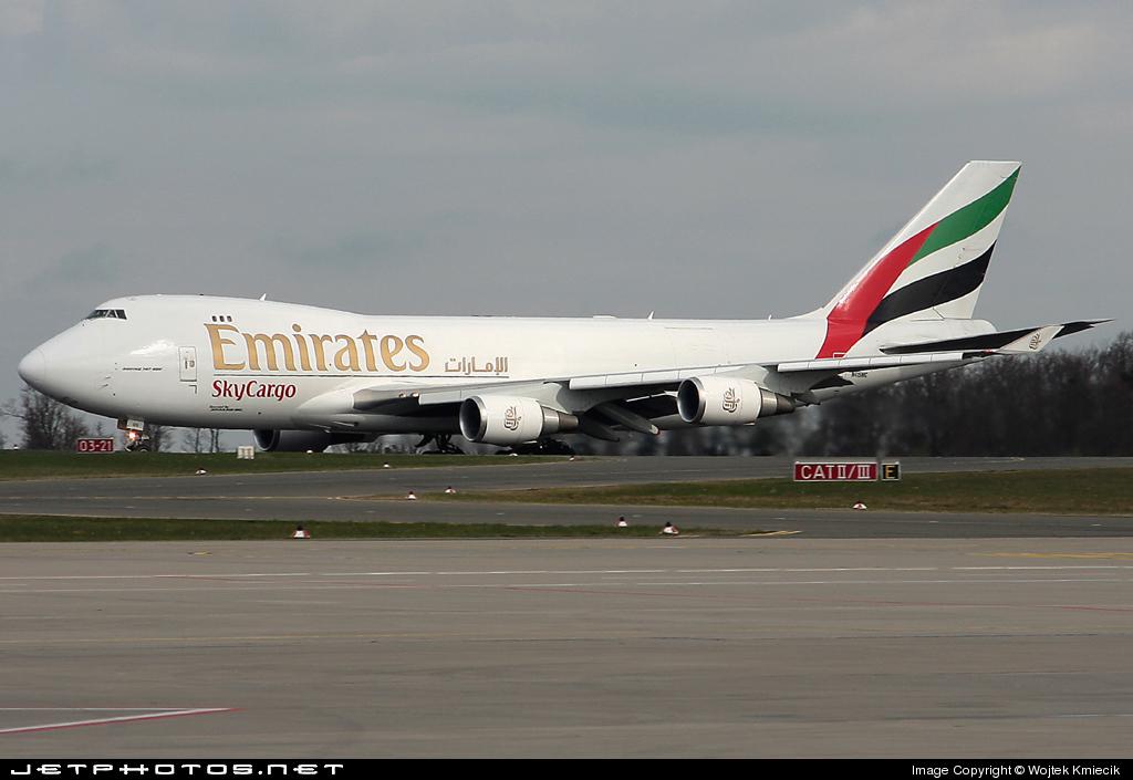 N415MC - Boeing 747-47UF(SCD) - Emirates SkyCargo (Atlas Air)
