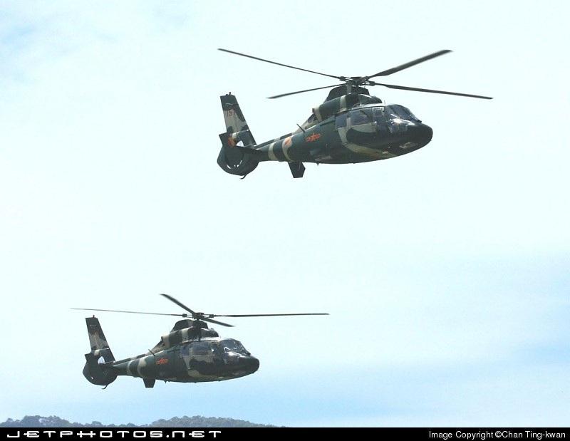 157 - Harbin Z-9A Haitun - China - Army