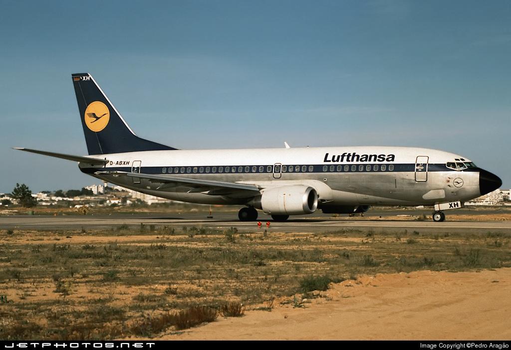 D-ABXH - Boeing 737-330 - Lufthansa