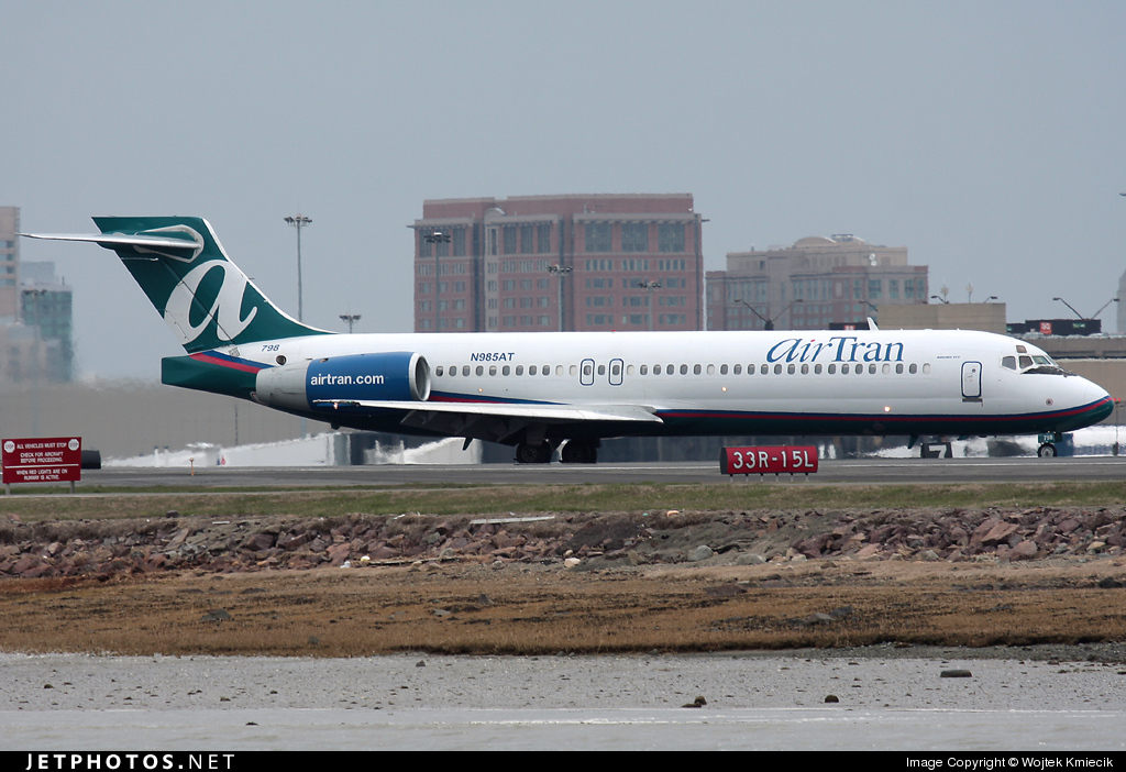 N985AT - Boeing 717-231 - airTran Airways