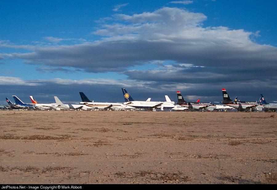 KGYR - Airport - Ramp