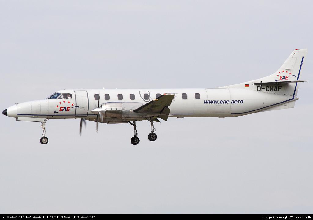 D-CNAF - Fairchild SA227-AC Metro III - European Air Express