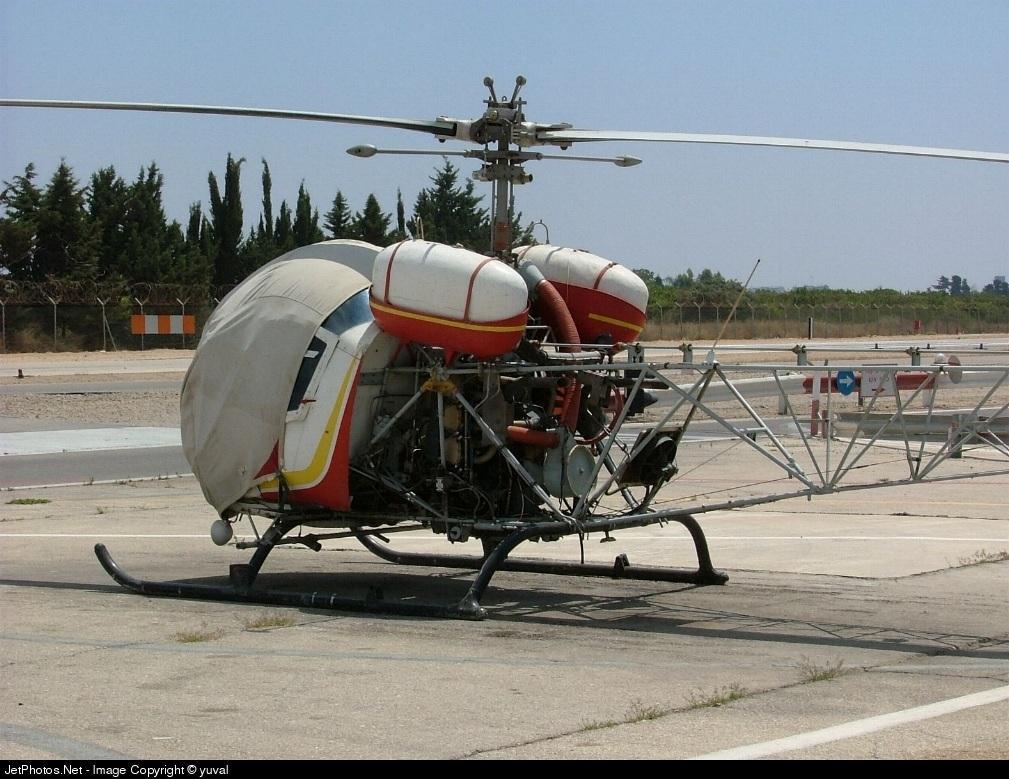 - Bell 47 - Chim-Nir Aviation