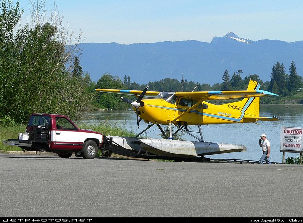 C-GEJC - Cessna A185F Skywagon - Whistler Air