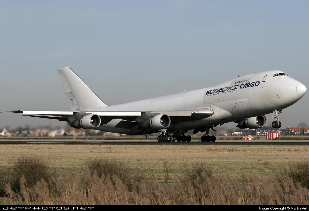 4X-AXK - Boeing 747-245F(SCD) - El Al Cargo
