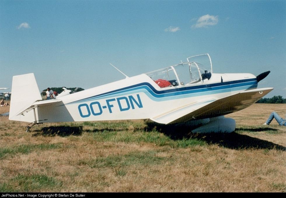 OO-FDN - Jodel D120A Paris-Nice - Private