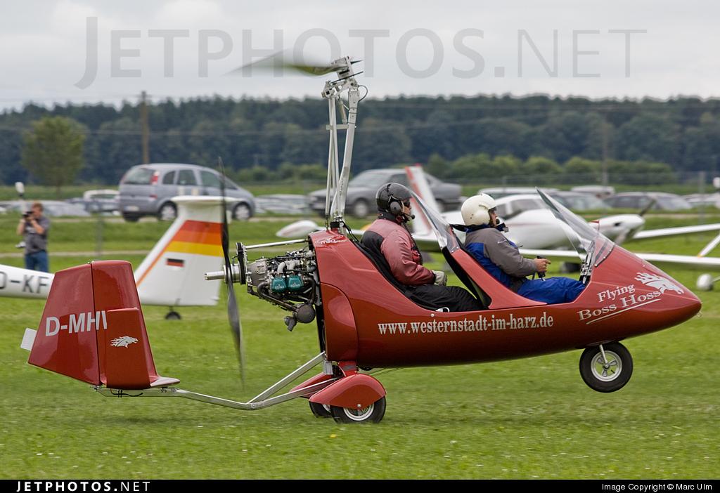 D-MHWM - Auro-Gyro MTO-Sport - Private