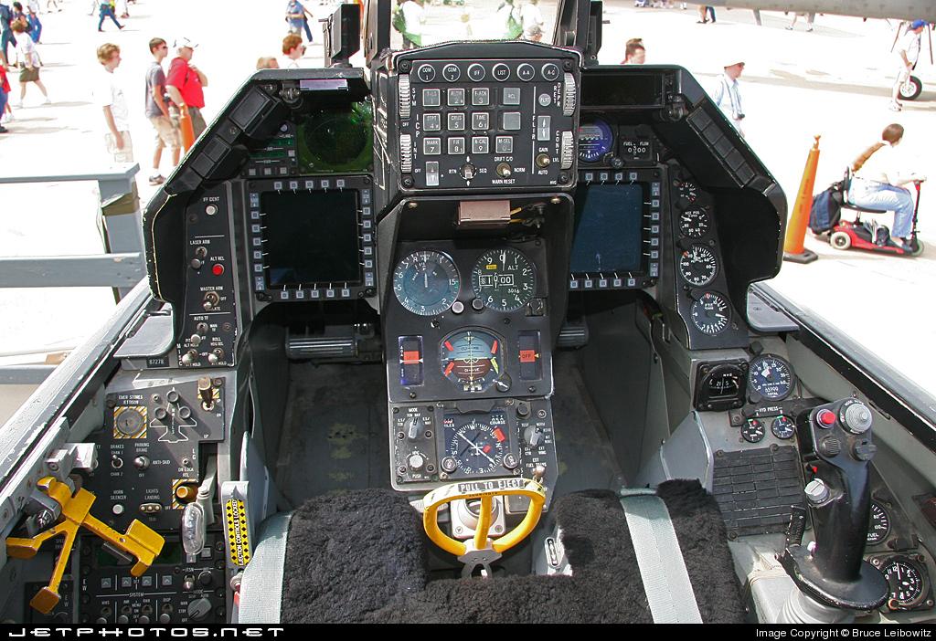F16 Viper Cockpit Tour Test Pilot Edwards AFB