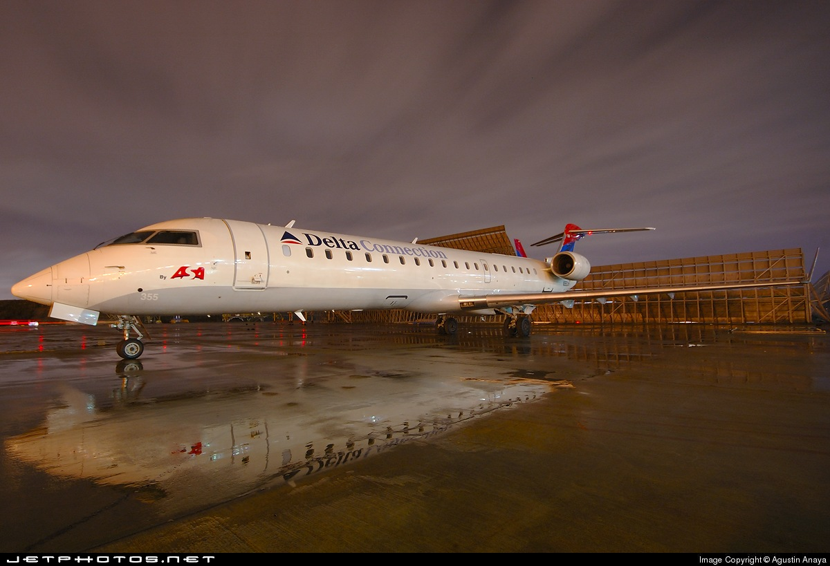 N355CA - Bombardier CRJ-701ER - Delta Connection (Atlantic Southeast Airlines)