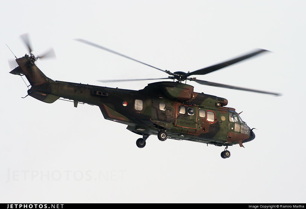 S-459 - Aérospatiale AS 532U2 Cougar - Netherlands - Royal Air Force