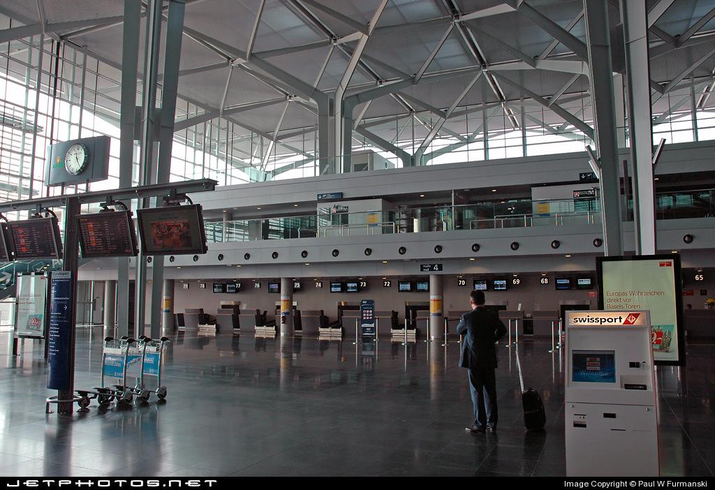 LFSB - Airport - Terminal