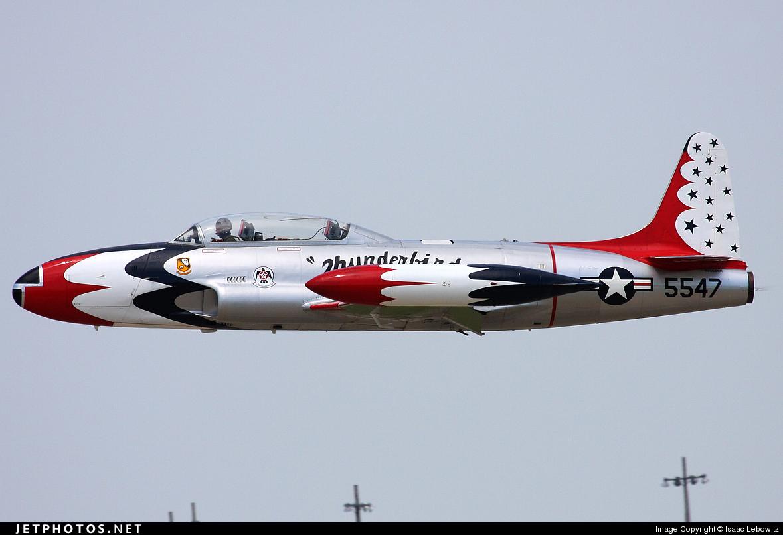 NX556RH - Lockheed T-33A Shooting Star - Vintage Aviation