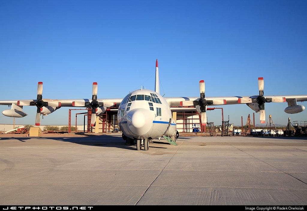 N118TG - Lockheed C-130A Hercules - International Air Response
