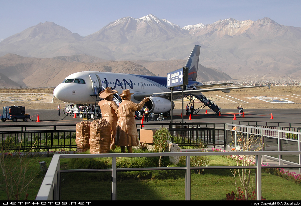SPQU - Airport - Ramp