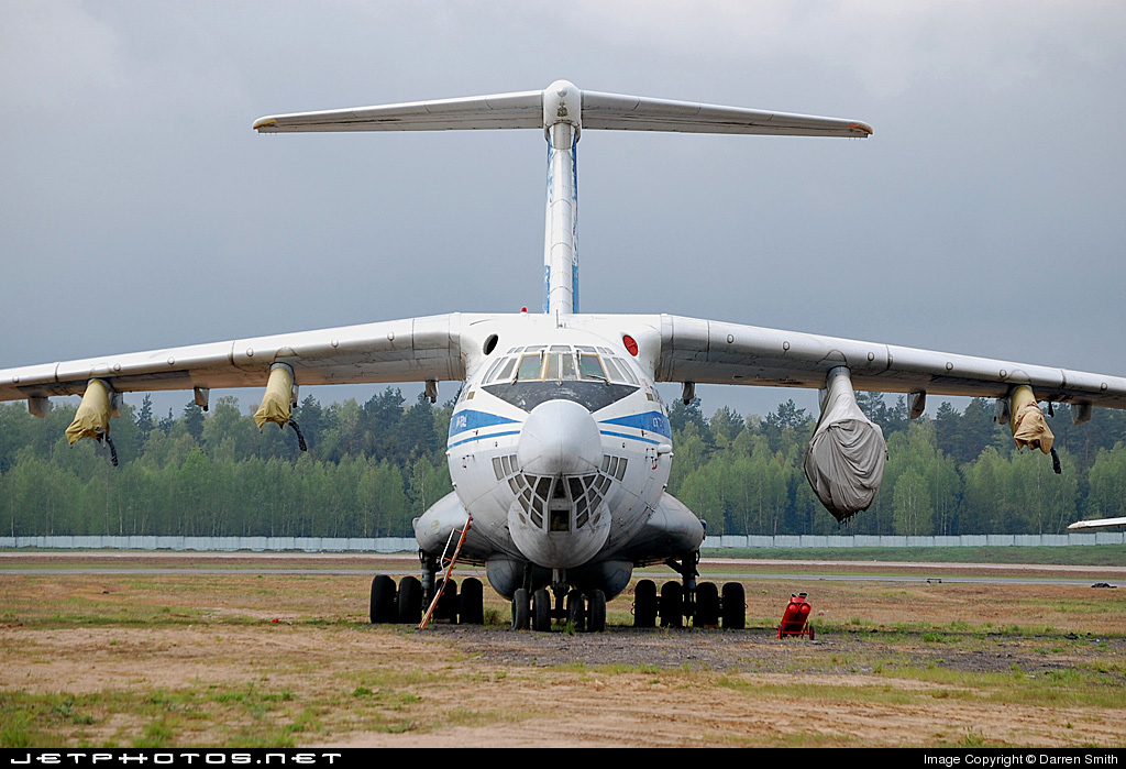 EW-78769 - Ilyushin IL-76MD - Trans Avia Export Cargo Airlines