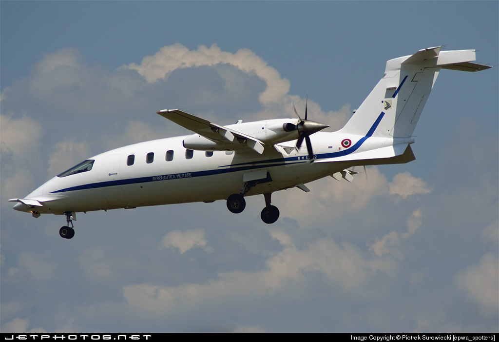 MM62162 - Piaggio P-180AM Avanti - Italy - Air Force