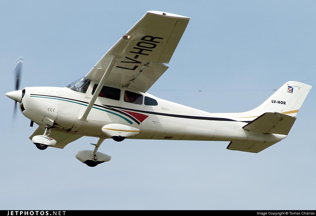 LV-HOR - Cessna 182D Skylane - Private