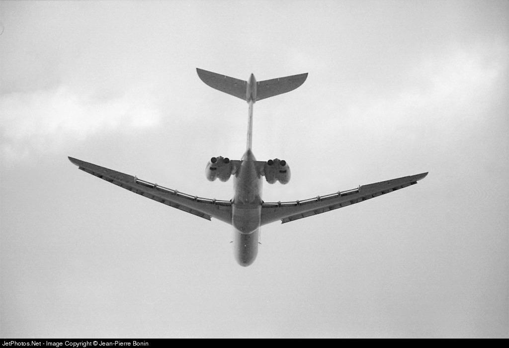 G-ARVK - Vickers VC-10 - British Overseas Airways Corporation (BOAC)