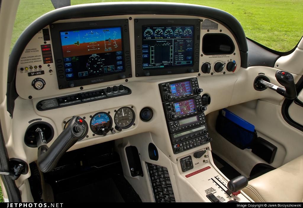 SP-AVC - Cirrus SR22-GTSx Turbo - Private