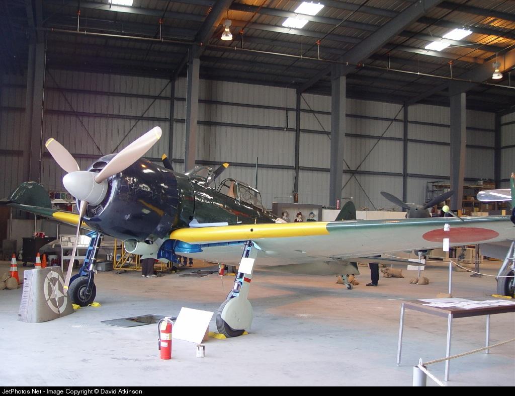 N58245 - Mitsubishi A6M3 Type 22 - Commemorative Air Force