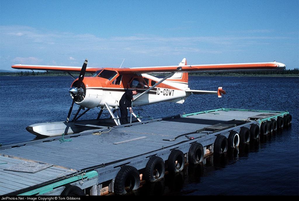 C-GDWT - De Havilland Canada DHC-2 Mk.I Beaver - Air Northland
