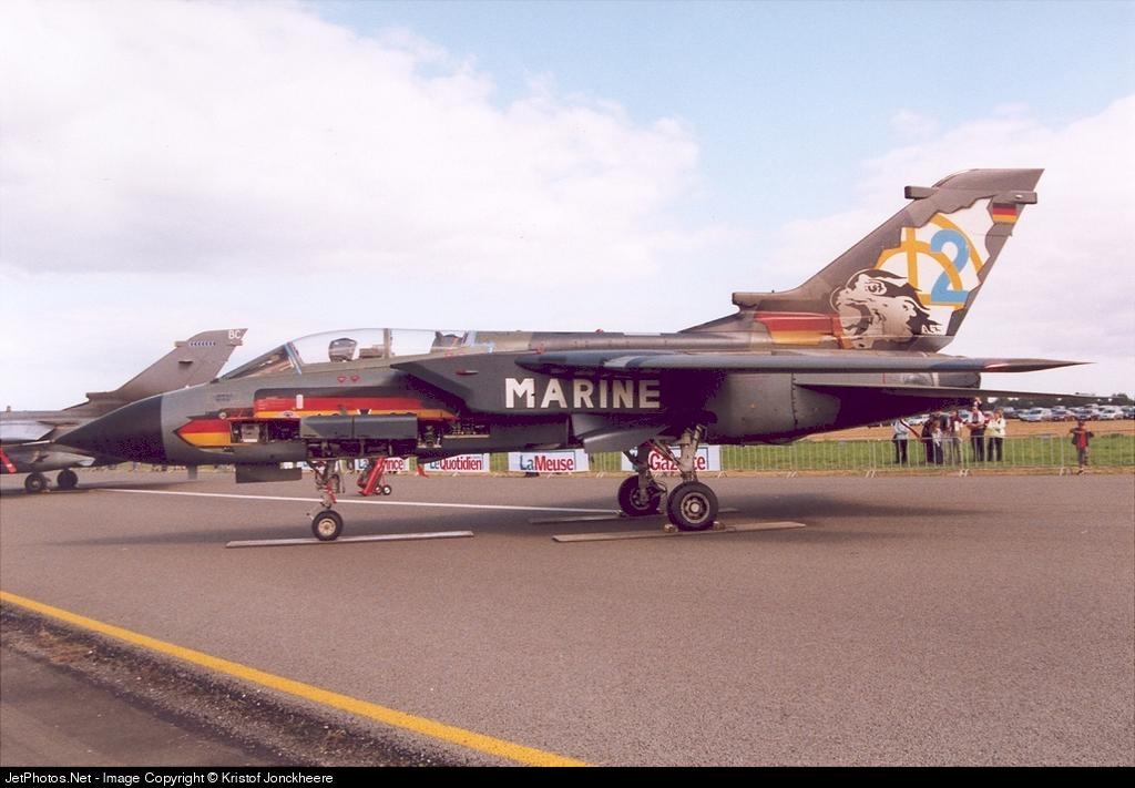 46-20 - Panavia Tornado IDS - Germany - Navy