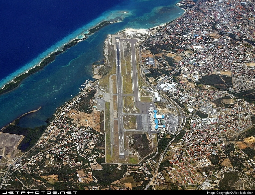 TNCA - Airport - Airport Overview