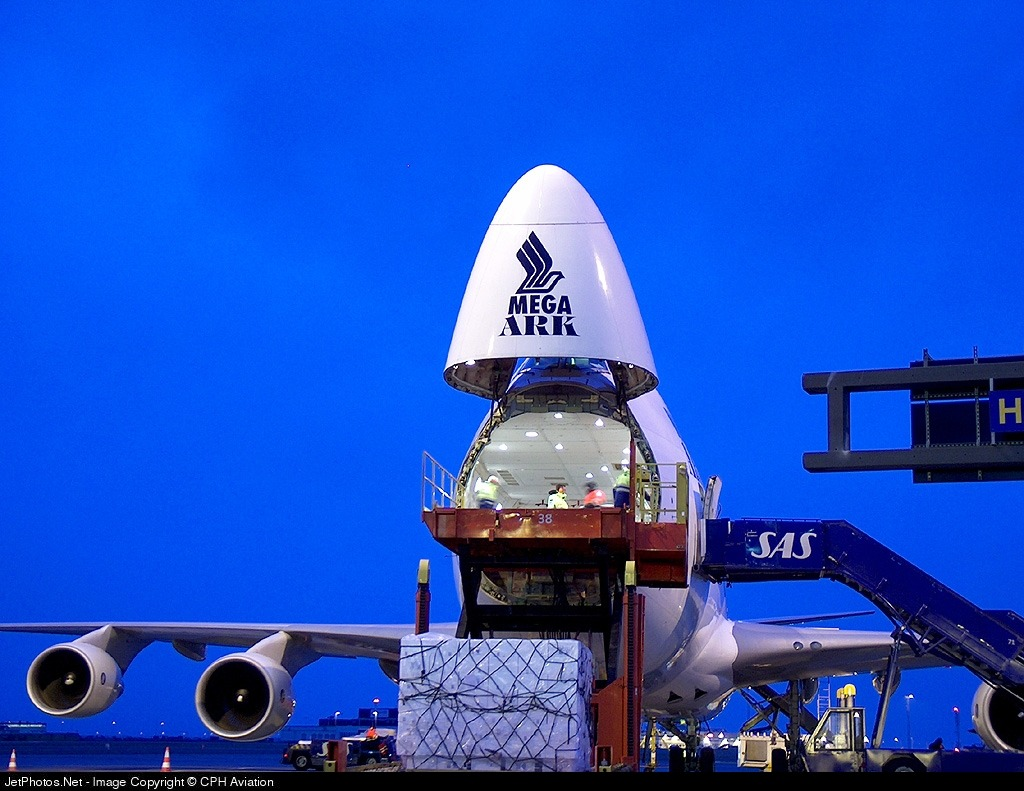 9V-SFH - Boeing 747-412F(SCD) - Singapore Airlines Cargo
