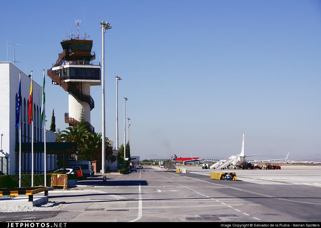 LEGR - Airport - Ramp
