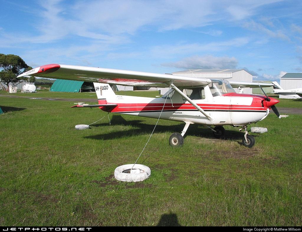 VH-UQO - Cessna 150M - Private