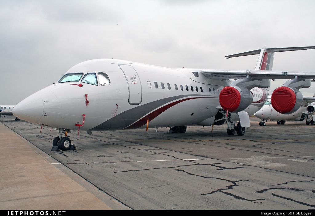 ZS-SMO - British Aerospace BAe 146-300 - Fair Aviation