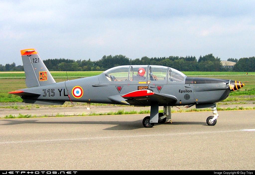 121 - Socata TB-30 Epsilon - France - Air Force