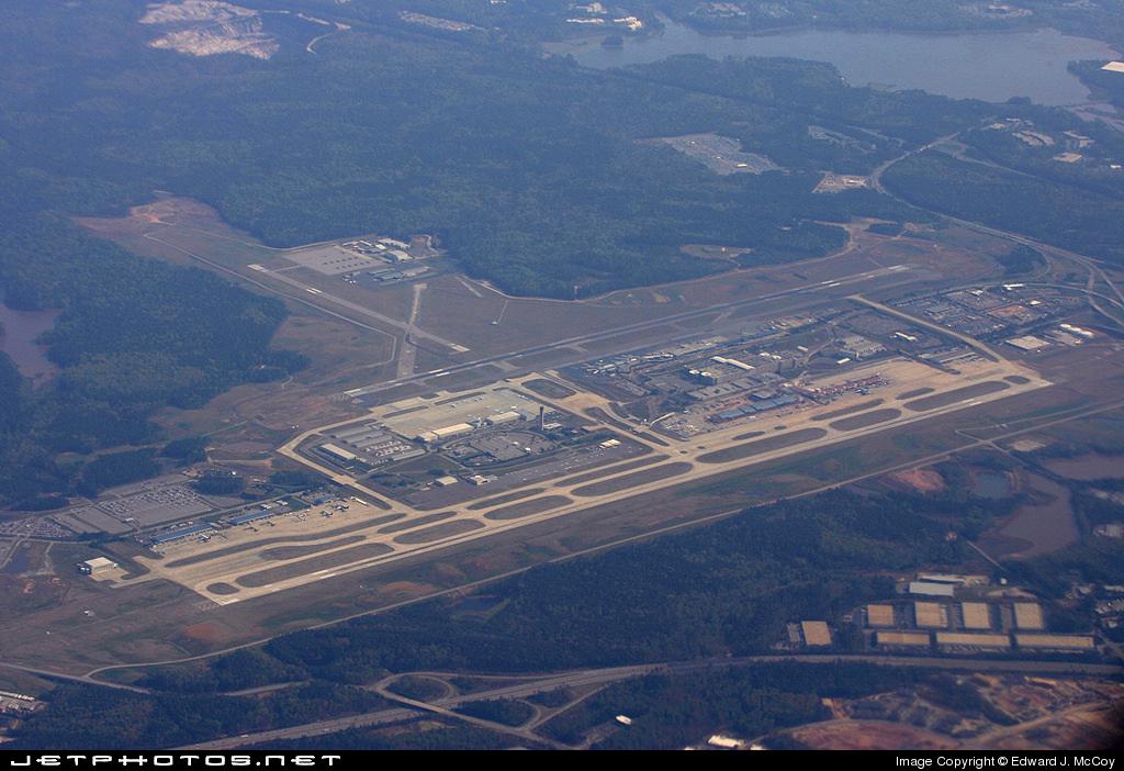 KRDU - Airport - Airport Overview