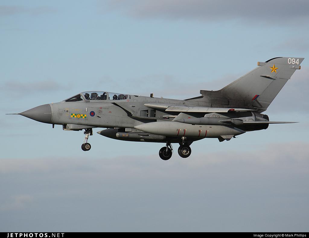 ZD746 - Panavia Tornado GR.4 - United Kingdom - Royal Air Force (RAF)