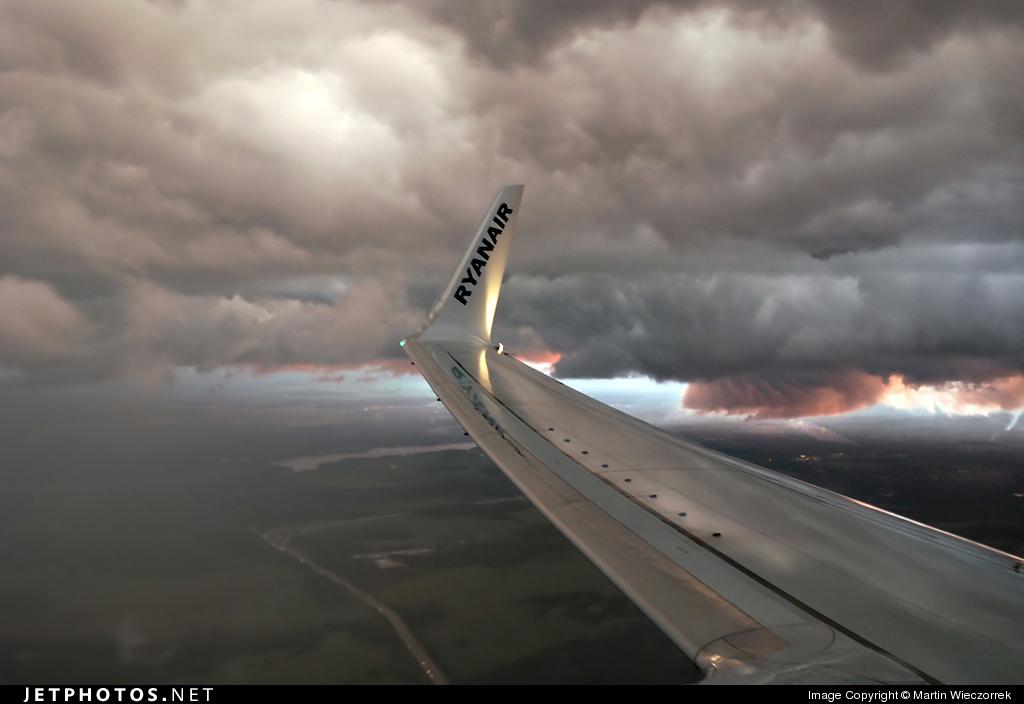 EI-DWG - Boeing 737-8AS - Ryanair