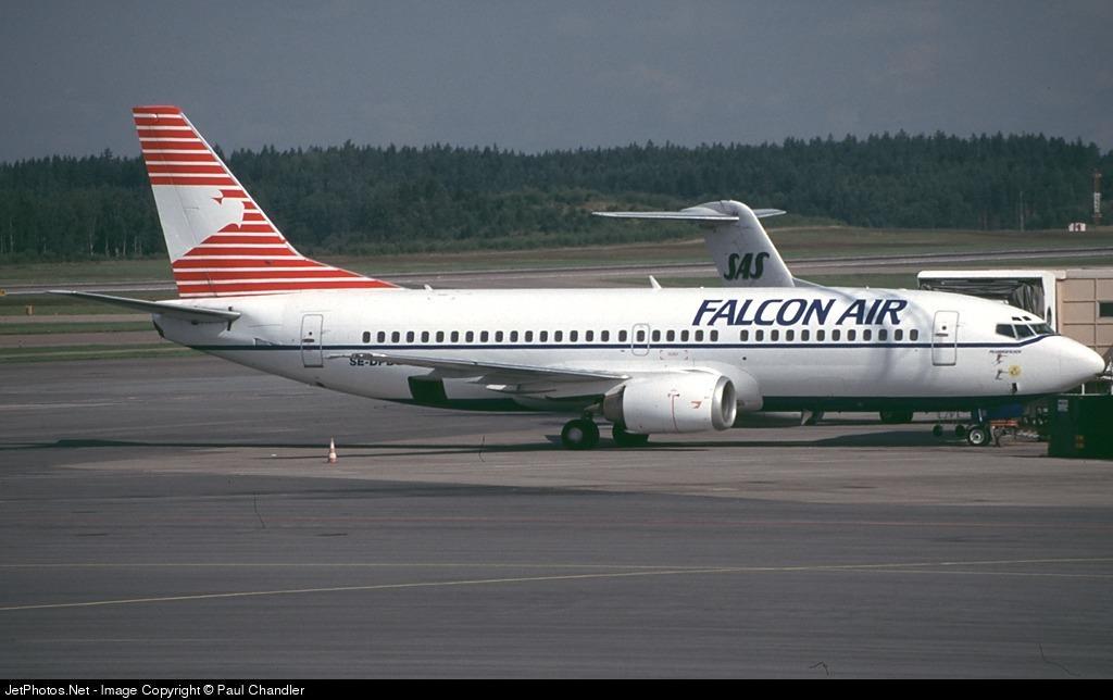 SE-DPB - Boeing 737-33A(QC) - Falcon Air