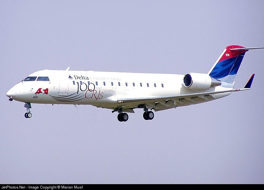 C-FMOW - Bombardier CRJ-200ER - Delta Connection (Atlantic Southeast Airlines)