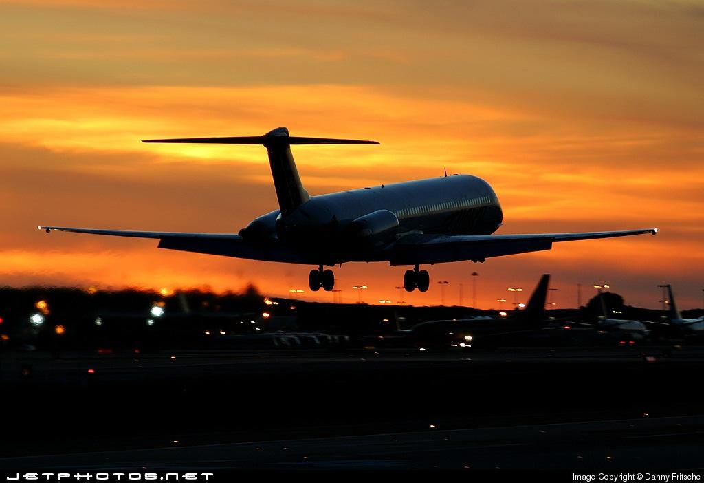 N***AS - McDonnell Douglas MD-83 - Alaska Airlines