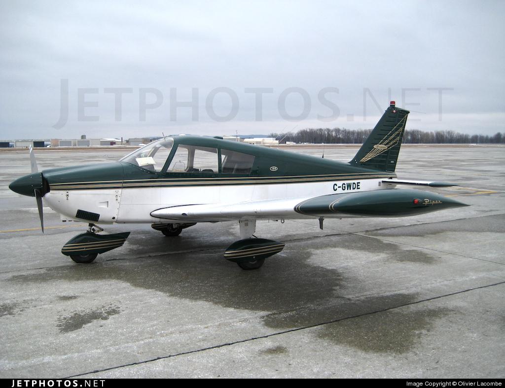 C-GWDE - Piper PA-28-180 Cherokee C - Private