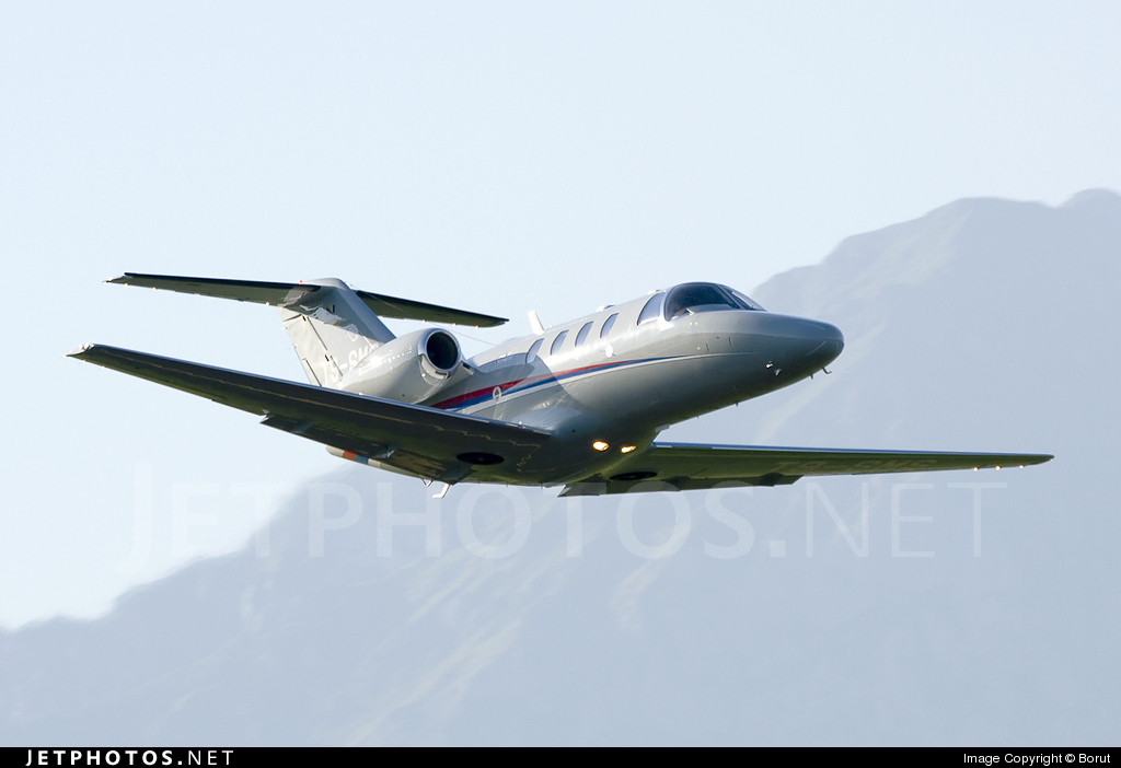 T9-SMS - Cessna 525 CitationJet 1 Plus - Bosnia - Government