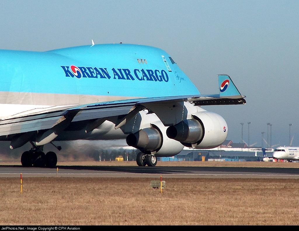 HL7400 - Boeing 747-4B5F(SCD) - Korean Air Cargo