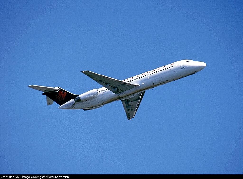 C-FTMZ - McDonnell Douglas DC-9-32 - Air Canada