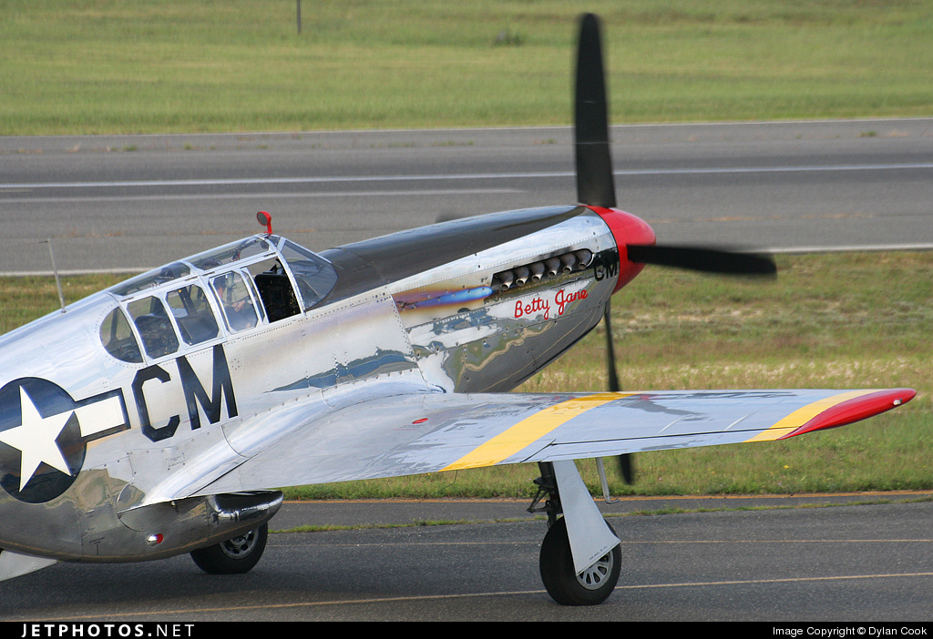 NL251MX - North American TP-51C Mustang - Private