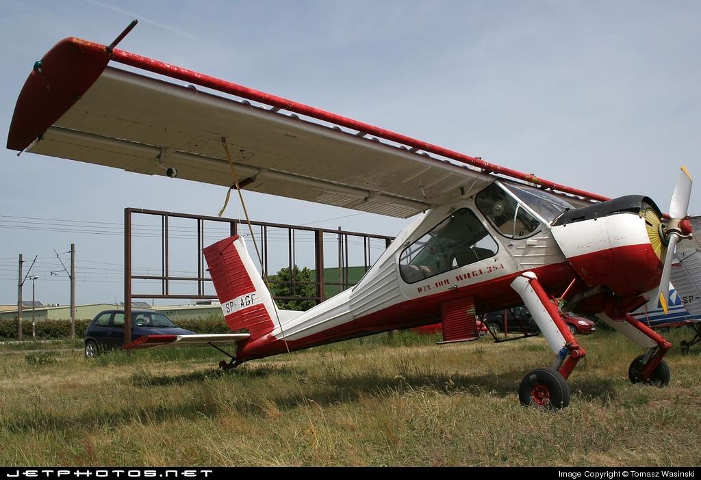 SP-AGF - PZL-Mielec 104 Wilga 35A - Private