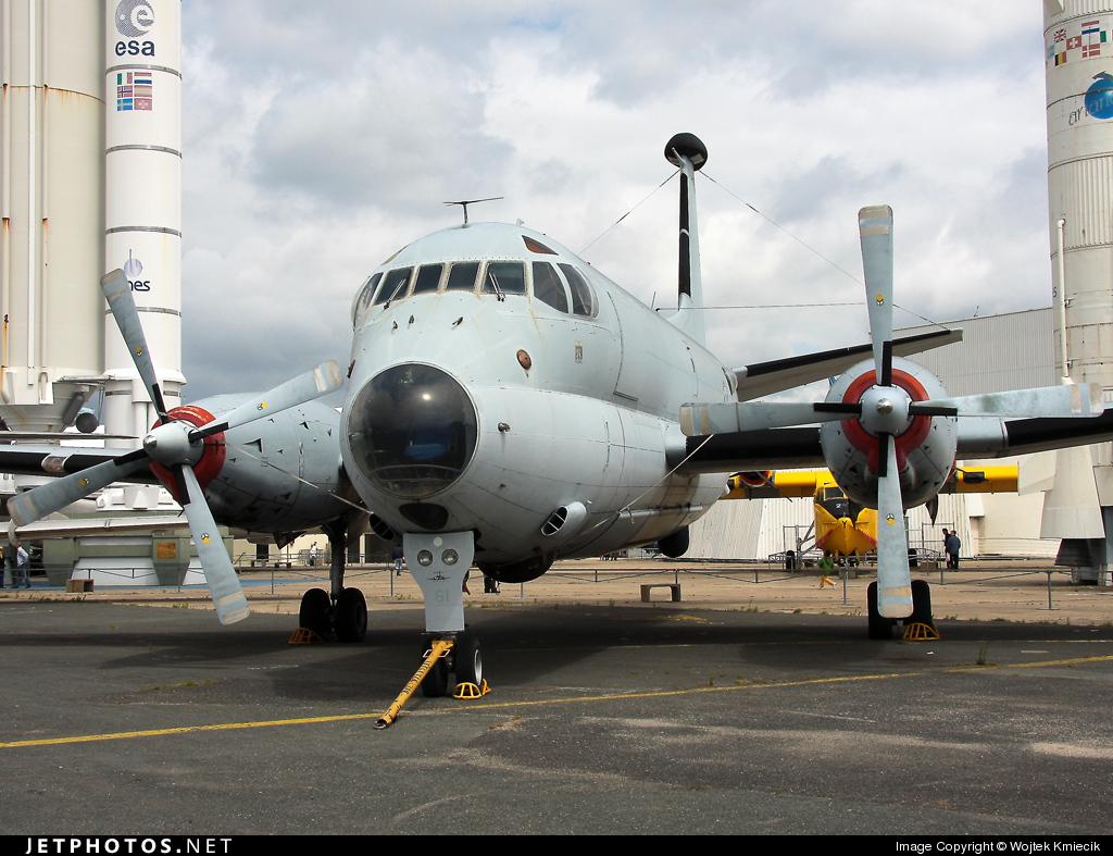 61 - Breguet 1150 Atlantic - France - Navy